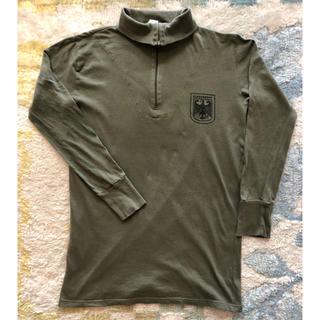 ドイツ軍ジップスエット デッドストック新品 (戦闘服)