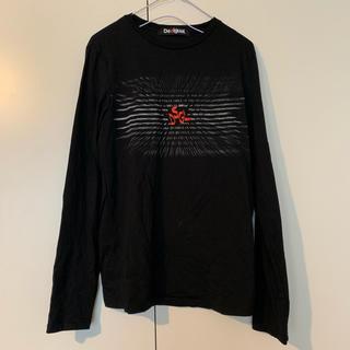 デシグアル(DESIGUAL)の美品/desigal  long sleeve tee(Tシャツ/カットソー(七分/長袖))