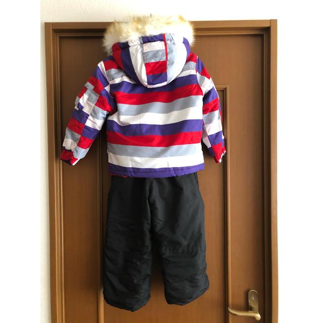 子供  スキーウェア  110 スポーツ/アウトドアのスキー(ウエア)の商品写真