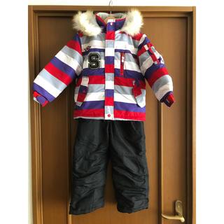 子供  スキーウェア  110(ウエア)