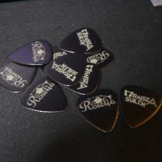 バンドリ ピック ギター ベース Roselia rase a suilen (その他)