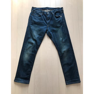 denim&supply denim low skinny