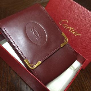 カルティエ(Cartier)のれいたんまま様 6月8日までお取置き(モバイルケース/カバー)