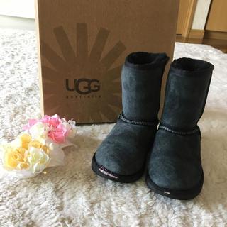 アグ(UGG)のふんわり暖かい♪アグムートンブーツ 21.0cm(ブーツ)