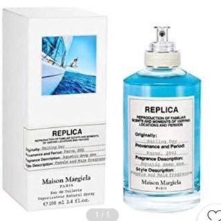 マルタンマルジェラ(Maison Martin Margiela)のメゾン マルタンマルジェラ レプリカ(セーリングデイ)(香水(女性用))