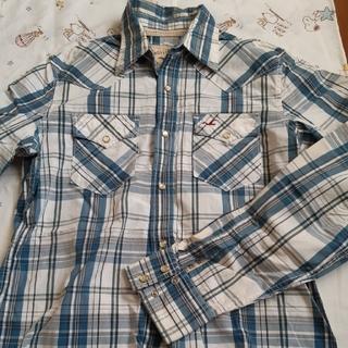 ホリスター(Hollister)のHOLLISTERチェックシャツ(シャツ)