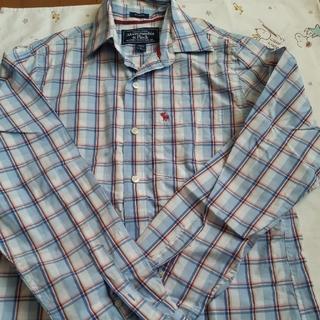 アバクロンビーアンドフィッチ(Abercrombie&Fitch)のアバクロチェックシャツ(シャツ)