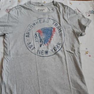 アバクロンビーアンドフィッチ(Abercrombie&Fitch)のアバクロダメージ加工Tシャツ(Tシャツ/カットソー(半袖/袖なし))