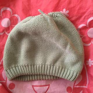 シマムラ(しまむら)の浅めニット帽(ハンチング/ベレー帽)