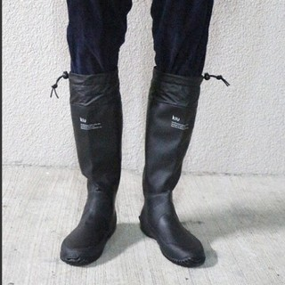 キウ(KiU)のまち様専用 Kiu パッカブル レインブーツ Ssize(レインブーツ/長靴)