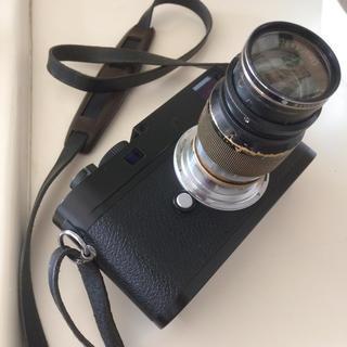 ライカ(LEICA)のelmar 9cm 90mm f4(レンズ(単焦点))