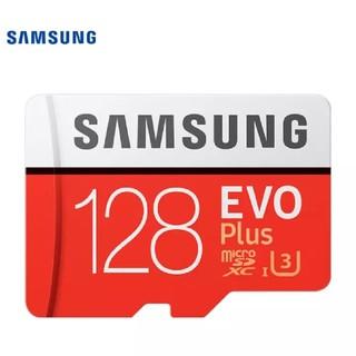 サムスン(SAMSUNG)のスイッチにおすすめ サムスン microSDXC 128GB EVO Plus(その他)