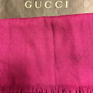 グッチ(Gucci)のGUCCI ストール(ストール/パシュミナ)