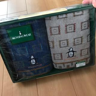 マンシングウェア(Munsingwear)のMUNSINGWEAR スポーツタオル(タオル/バス用品)
