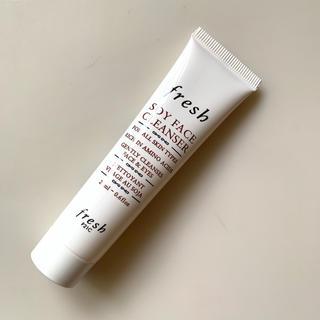 セフォラ(Sephora)の新品 fresh ソイ フェイス クレンザー 洗顔(洗顔料)