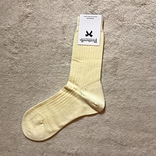 ドゥロワー(Drawer)のDRAWER 靴下 ソックス パンセレラ Pantherella 新品!イギリス(ソックス)