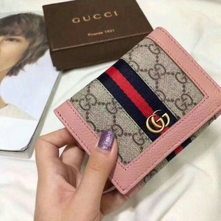 176a7ef6f9e4 Gucci - GUCCI三つ折財布 レディース 人気新品 激安