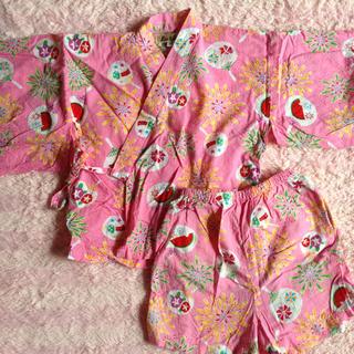 甚平サイズ100(浴衣)