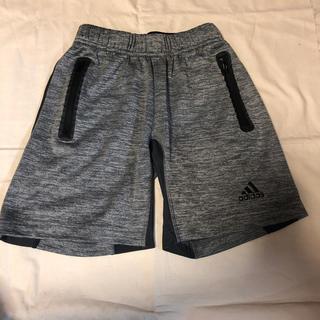 アディダス(adidas)のアディダスキッズショートパンツグレー140(パンツ/スパッツ)