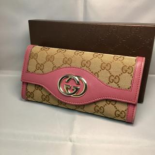 42b1e6c73f24 Gucci - ⭐ 極美品⭐️GUCCI グッチ 長財布