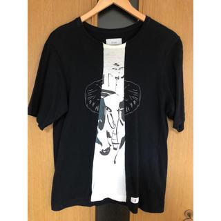 シセ(Sise)の一点物 SISE ドッキングTシャツ サイズ3 シセ(Tシャツ/カットソー(半袖/袖なし))