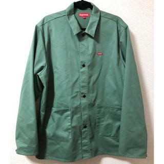 シュプリーム(Supreme)のsupreme shop jacket XL(カバーオール)