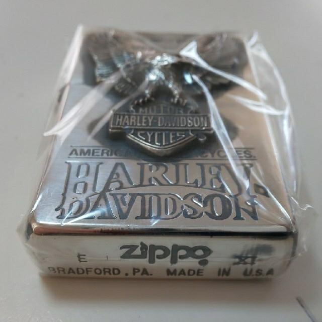 Harley Davidson(ハーレーダビッドソン)のHarley-Davidson  Zippo メンズのファッション小物(タバコグッズ)の商品写真
