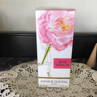 アニックグタール(Annick Goutal)のアニックグタール  ローズポンポン EDT 100ml 未開封 新品(香水(女性用))