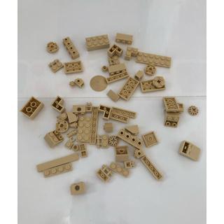 レゴ(Lego)のレゴパーツ ベージュ 正規品(知育玩具)
