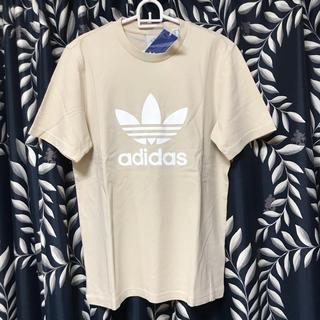 アディダス(adidas)の★新品★アディダスオリジナルス Tシャツ ベージュ(Tシャツ/カットソー(半袖/袖なし))