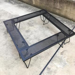 尾上製作所 マルチファイヤーテーブル(アウトドアテーブル)