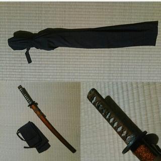 日本刀 居合刀(武具)