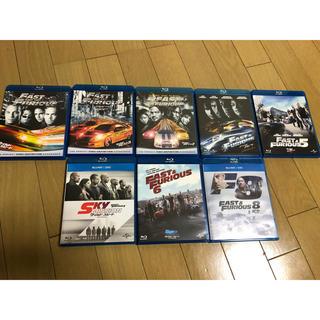 ユニバーサルエンターテインメント(UNIVERSAL ENTERTAINMENT)のワイルドスピード Fast&Furious ブルーレイ(外国映画)