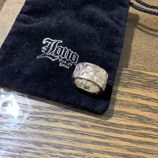 ロノ(LONO)のLono リング(リング(指輪))