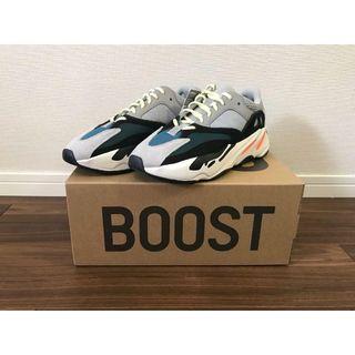 アディダス(adidas)の24.5 adidas YEEZY BOOST 700 WAVE RUNNER(スニーカー)