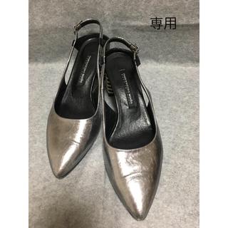 サヤラボキゴシ(SAYA / RABOKIGOSHI)の【専用・ラボキゴシ】靴 22cm(サンダル)