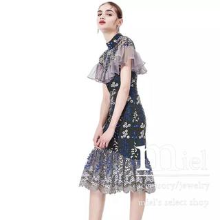 セルフポートレイト(SELF PORTRAIT)のevening dress/イブニングドレス(ミディアムドレス)