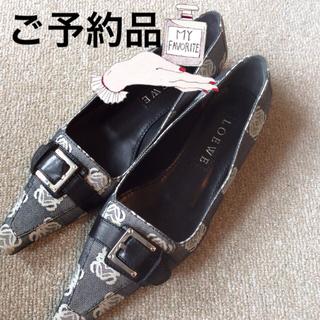 ロエベ(LOEWE)のロエベ♡シューズ(ローファー/革靴)