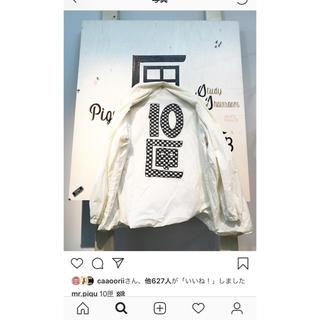 ジャーナルスタンダード(JOURNAL STANDARD)のpigu氏 直筆 コーチジャケット 10匣(ナイロンジャケット)