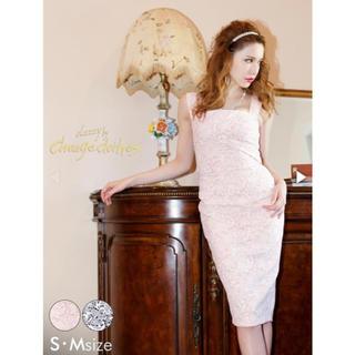 デイジーストア(dazzy store)のタイトドレス ネイビー デイジーストア (ミディアムドレス)