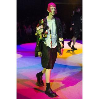 コムデギャルソンオムプリュス(COMME des GARCONS HOMME PLUS)の18ss comme des garcons homme plus 革靴 希少(ドレス/ビジネス)