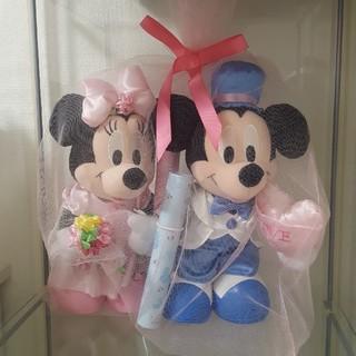 ディズニー(Disney)のミッキー&ミニーウェディング☆ウェルカムドール(ウェルカムボード)