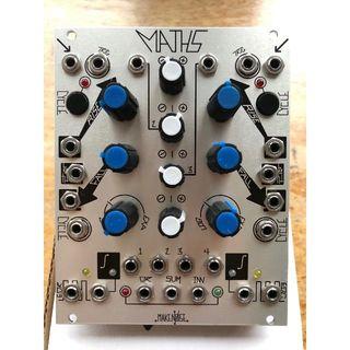 Make Noise Maths(音源モジュール)