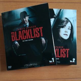ブラックリスト シーズン1 BOX  Vol.1&2〈各3枚組〉(TVドラマ)