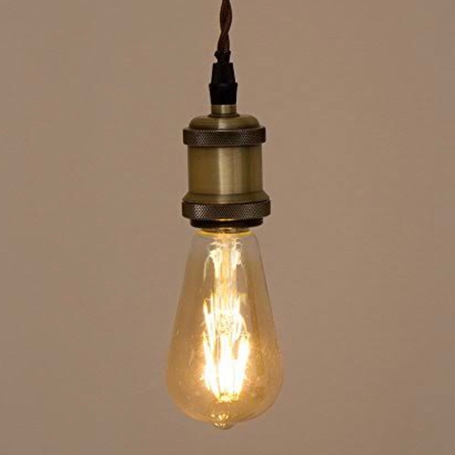 Francfranc(フランフラン)のペンダントライト レトロ インテリア/住まい/日用品のライト/照明/LED(天井照明)の商品写真