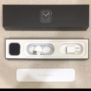 Apple Watch Series4 GPS+Cellular NIKE(腕時計(デジタル))