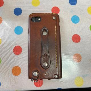 トチギレザー(栃木レザー)のiPhone 7 本革ケース(iPhoneケース)