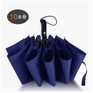 A484 折りたたみ傘 ワンタッチ自動開閉 折り畳み傘 軽量Teflon撥水加工(傘)