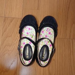 キャサリンコテージ(Catherine Cottage)の未使用☆18㎝☆靴(黒)フォーマルにも♪(フォーマルシューズ)