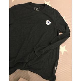 コンバース(CONVERSE)の【新品】コンバース ロンT(Tシャツ(長袖/七分))